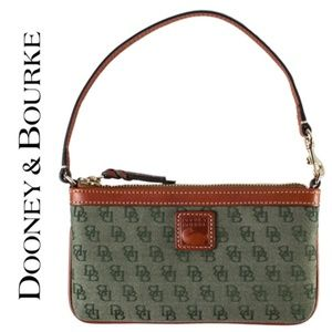 Dooney & Bourke Ivy Wristlet Purse Bag New!